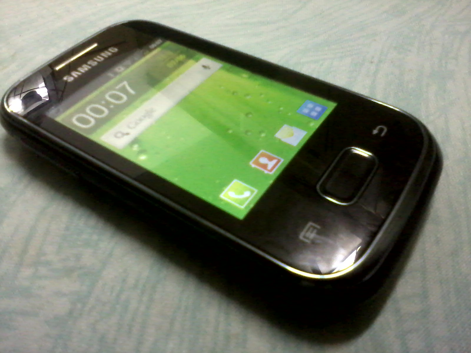 Camera First Android Phone Of Samsung my first android phone samsung galaxy pocket gt s5300 it