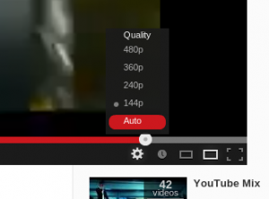 YouTube at 140p