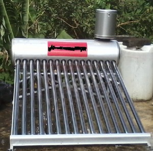 Solar Water Heater in Curepipe