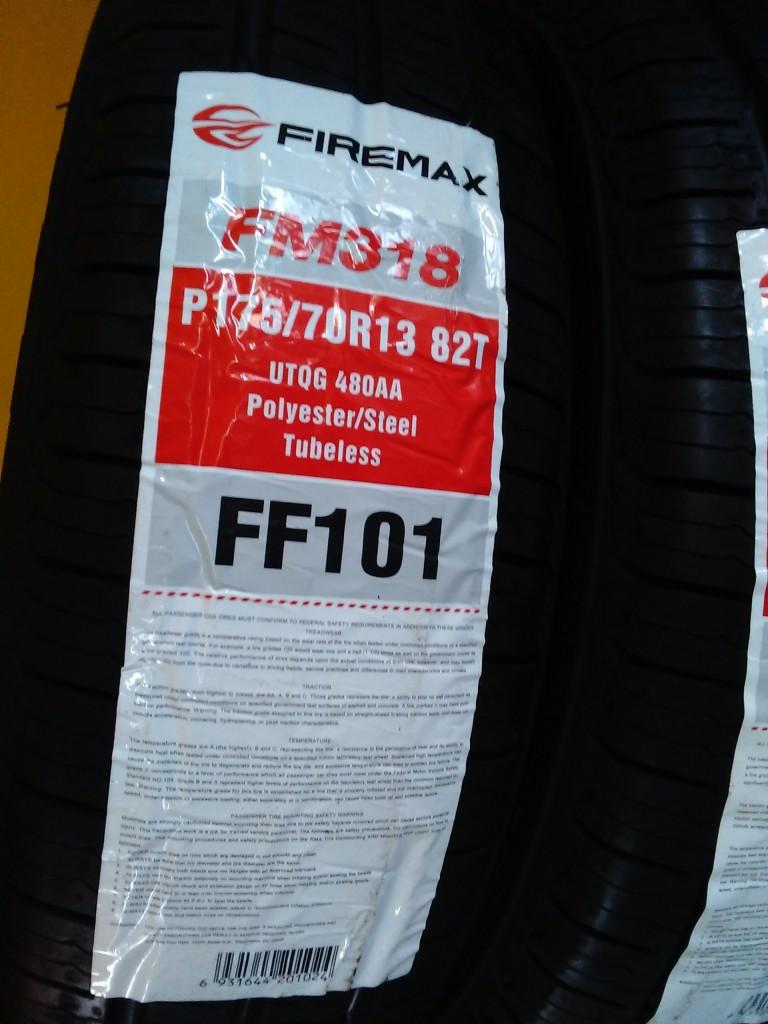 Firemax FM318 FF101