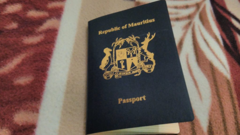 Why It Took Me 13 Days To Get A Mauritian Passport